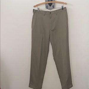 Hagger classic fit comfort waist pants nwt